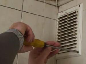 устанавливаем вентилятор