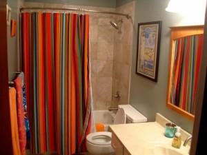 Шторки для ванной (51 фото как сделать своими руками) 42