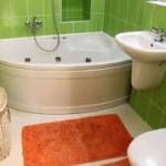 Рекомендации по отделке маленькой ванны