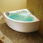 угловая ванна