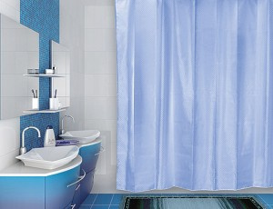 шторки в ванной